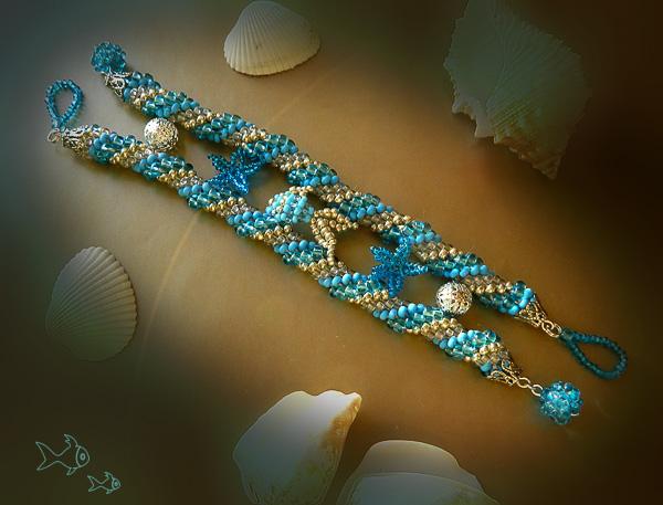 Морской браслет